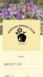 Mobile Preview of andovergardenclub.org